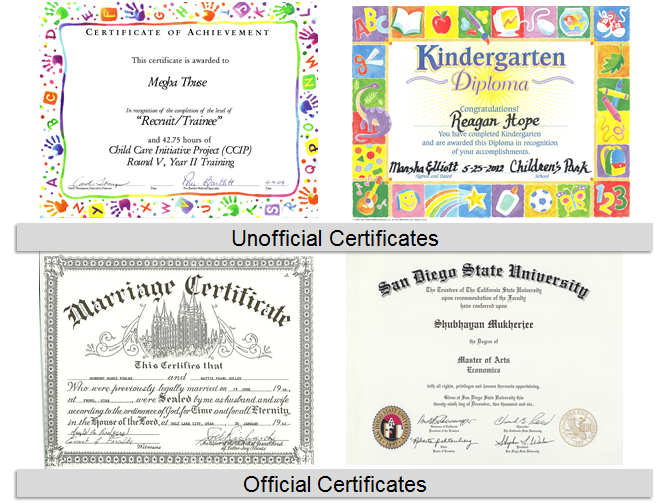 certificate-printing