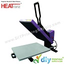 Digital Heat Press Machines > Digital Flat Heat Press > Digital Flat Heat Press (Europe) (50 x 40cm) [A3]