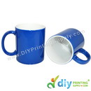 Sublimation Mugs & Plates > Magic Mugs > Magic Mug (Blue) (11oz)