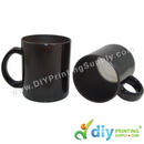 Sublimation Mugs & Plates > Magic Mugs > Magic Mug (Black) (Glass) (11oz)