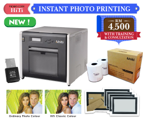 HiTi Photo Printer for Photo Printing